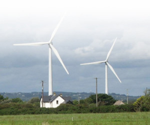 Choose Farm and Country Finance to arrange your funding for wind turbines