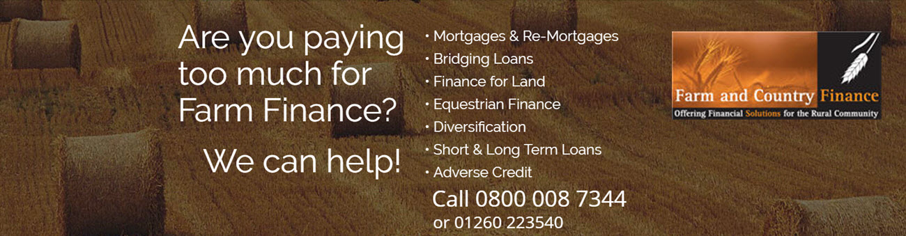 Farm & Country Finance - Farm & Rural Finance